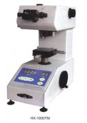 自动转塔显微维氏硬度计HXD-1000TM
