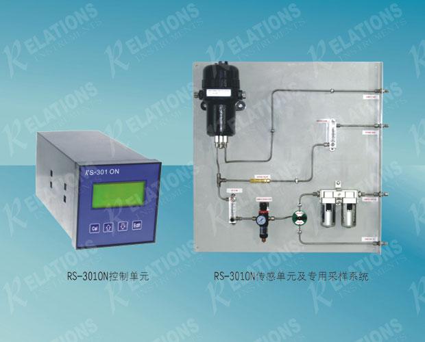 气体检测仪 产品展示 便携式气体检测仪  rs-301on热导式氢气纯度仪