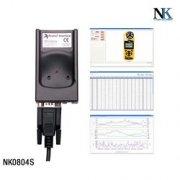 美国NK0804S RS232数据传输软件及数据线