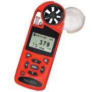 美国NK5921防水型便携风速气象测定仪