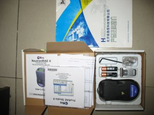 PRM-3020剂量检测仪(1μR-999.9R)